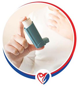 Asthma and COPD Treatment - Primary Care 360 & Walk-in Clinics